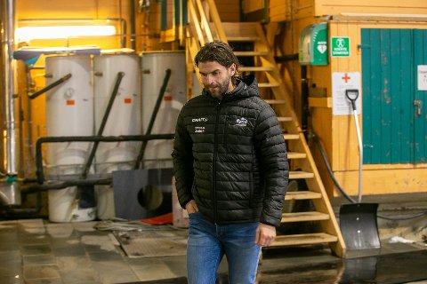 Balansegang: Lasse Fjeldstad argumenterer for en balansert inngang til kampene.