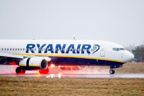 Fra april til september opplevde Ryanair et tap på 2,24 milliarder kroner etter skatt Foto: Jon Olav Nesvold / NTB