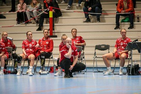 Eirik Haugdal har to kamper igjen som trener i FBK før han forlater klubben til fordel for Larvik.