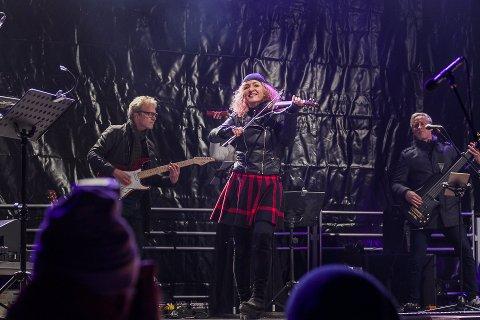 Secret Garden spilte i Fredrikstad i 2017 da de opptrådte på åpningsseremonien til «Fredrikstad på Isen».