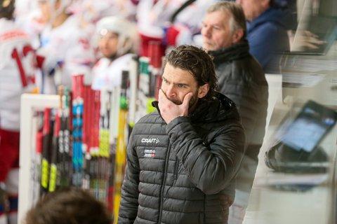 Stjernen-trener Lasse Fjeldstad er spent på hvordan resten av sesongen vil bli.
