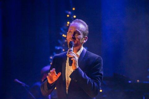 Må avlyse: Erik-André Hvidsten hadde planlagt to julekonserter på Sarpsborg scene, en i dag og en i morgen. De er nå avlyst i forbindelse med at Sarpsborg scene stenger dørene.
