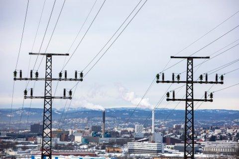 Strømprisen i Stockhom og København var mandag morgen nesten 17 ganger høyere enn i Oslo. Foto: (NTB scanpix)