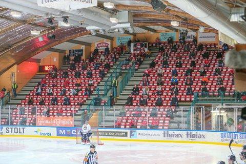 Det har kun vært 200 tilskuere på Stjernens hjemmekamper denne sesongen. I de neste kampene tyder alt på at det vil bli helt publikumsfritt.