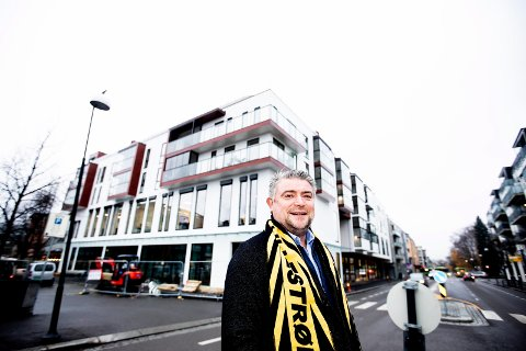 TJENTE ALLER MEST: Peter Dybvad-Roll, kjent eiendomsinvestor i Lillestrøm og inntil nylig bosatt i Rælingen, tjente aller mest på Romerike i fjor.