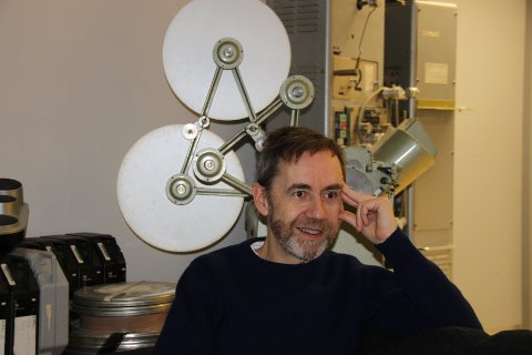 ØSTFOLDING: Dag Johan Haugerud er en norsk forfatter, filmskaper og bibliotekar som vokste opp i Eidsberg.