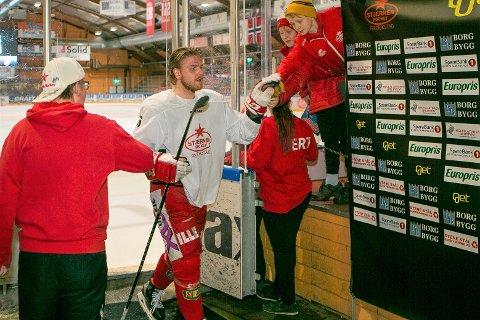 FÅR NY TRENER: Stjernen-kaptein Andreas Heier sier han har full tiltro til at klubben finner en god løsning på trenersiden etter at René Hansen sa opp.