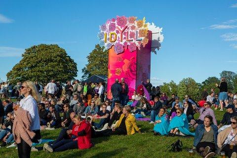 Idyllfetsivalen 2019 slo alle publikumsrekorder, men festivalen vil bli enda større. På sikt er planen å bli størst i Norge, men da må andre arenaer vurderes, ifølge festivalsjef Terje Olsen.