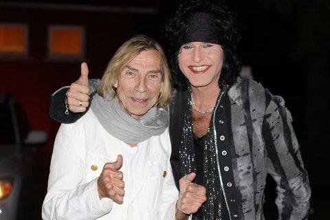 2005:  Jahn Teigen og Åge Sten Nilsen var begge med i MGP i 2005.  – Teigen har satt sitt preg på MGP-historiten, sier Åge Sten Nilsen.