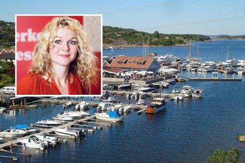 Mona Vauger  er rimelig sikker på at langt flere nå har dratt hjem fra Hvaler.  Men kommunen får fortsatt henvendelser fra mange hytteeiere som vil ha dispensasjon.