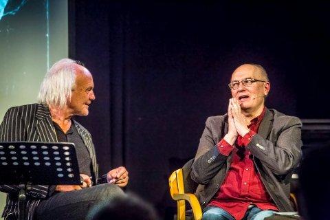 Svein Gundersen skal hjelpe sin gamle venn Harald Otterstad og resten av Pæddekommen til å lage radiohit av introlåten på deres siste album -  «Det er et slit å spella blues».