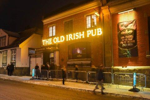 I NABOBYEN: The Old Irish Pub er fra før av etablert i nabobyen Moss. Nå vil de også til Fredrikstad.