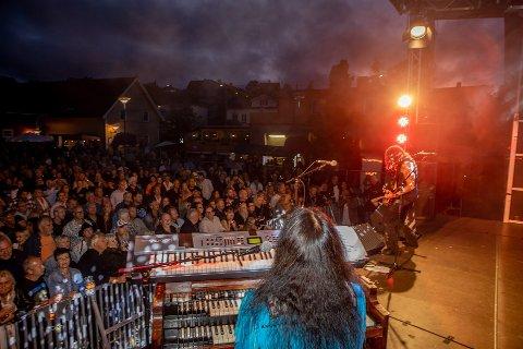 GIKK MED UNDERSKUDD: Fjorårets Gressvik Summerparty gikk med underskudd, og årets festival ble tidlig avlyst, men nå sikter arrangeørene seg inn på 2021.