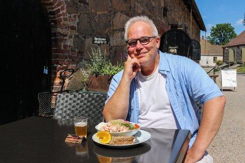ANMELDER: Hans Petter Uleberg er FBs faste matanmelder. Denne sommeren skal han besøke og anmelde ni restauranter rundt om i distriktet.