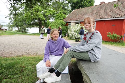 I år får man gjensyn med fjorårets hovedrolleinnehavere – Ellinor Conradi Andersen (13) i rollen som Emil og Amanda Søderberg Knudsen (11) i rollen som Ida.