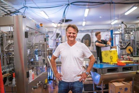 Tormod Stene-Johansen, styreleder i Nøisom AS, ble regelrett overrasket over hvor godt 2020 gikk. Ifølge ham har selskapet egentlig tjent mer enn tallene viser, ettersom det ble gjort en del opprydding i fjor.