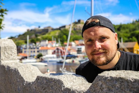 """TRAVEL: Det er hektiske dager for Gressvik-artisten Stian """"Staysman"""" Thorbjørnsen."""