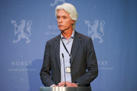 Geir Stene-Larsen, Assisterende helsedirektør.