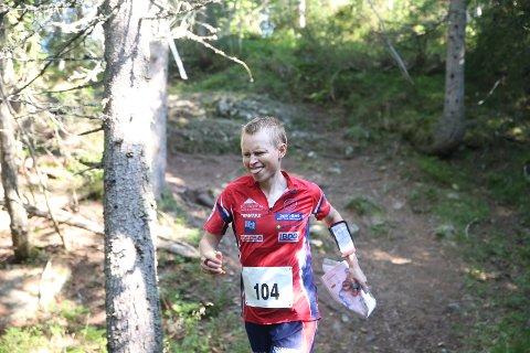 SEN OPPSTART: Marianne Andersen har hatt en spesiell oppkjøring til den sene oppstarten.
