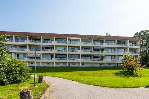 TORP: I skrivende stund er byens billigste bolig en 24 kvadratmeter stor leilighet på Torp.
