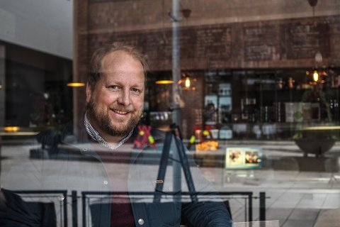 Jørgen Schrøder Aanonsen, styreleder i Blender-kollektivet, sier at Blender nå blir regionens største hub for innovasjon og nyskaping. I juni dobler Blender arealene sine for å bli samboere og samarbeidspartnere med Wex Work.