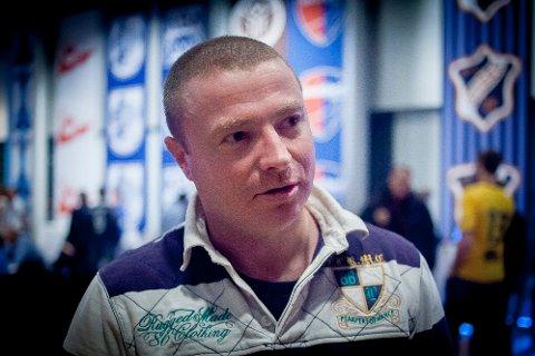 TILBAKE SOM TRENER: Raymond Kvisvik er tilbake som trener for Greåker IF neste sesong.