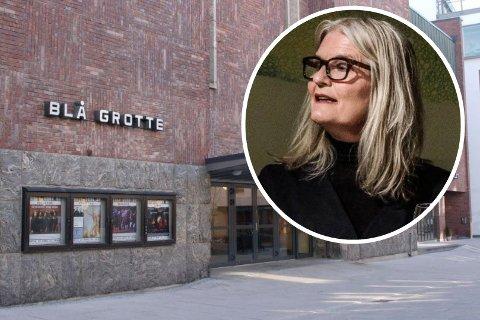 Blå Grotte og St. Croix går i underskudd, men virksomhetsleder Heidi Kulsli er likevel fornøyd med regnskapet.