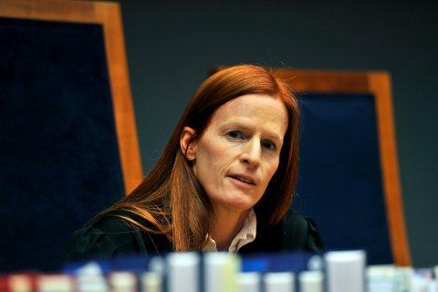 Tingrettsdommer Inger-Marie Landfald vil lede rettsforhandlingene mot den trusseltiltalte sarpingen.