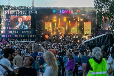Idyllfestivalen har kommet med innspill om hvordan de kan gjennomføre en trygg festival, og kanskje ser man er slik folkemengde igjen på Isegran til sommeren.