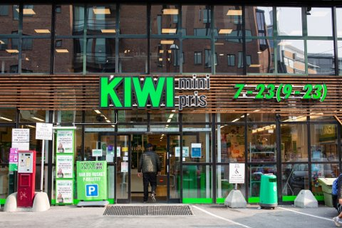Kiwi kutter prisene på en rekke varer fra 4. januar.