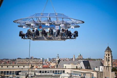 Event in the Sky skal bruke riggen på bildet i Gamlebyen i sommer.