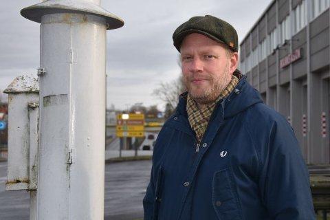 Bysterepolitiker og lærer Gøran Karlsen (48) begynner å bli erfaren på hjemmekarantener. Denne gangen gikk vinterferien på fjellet i vasken. Bildet er tatt i en annen sammenheng.