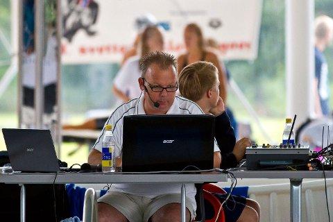 Frank Pedersen er klar for å ta Kongstensvømmerne et steg videre som daglig- og sportslig leder.