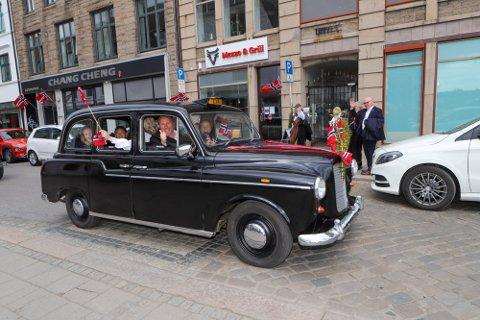 Alexander Hermansen skal lede bilkortesjen på 17. mai i år også.