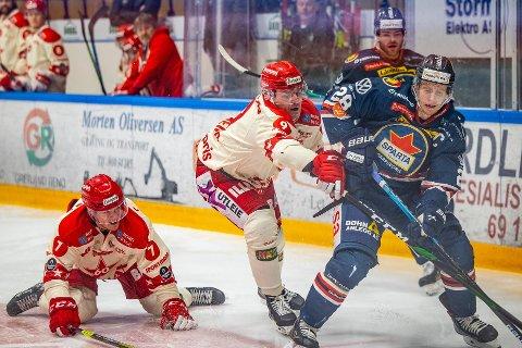 Ishockeysesongen er over. Ishockeyforbundet har bestemt at resten av sesongen avlyses. Det blir heller ikke noe sluttspill.