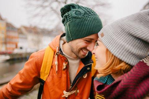 STYRKER FORHOLD: Ett personlighetstrekk kan være selve nøkkelen til et varig parforhold.