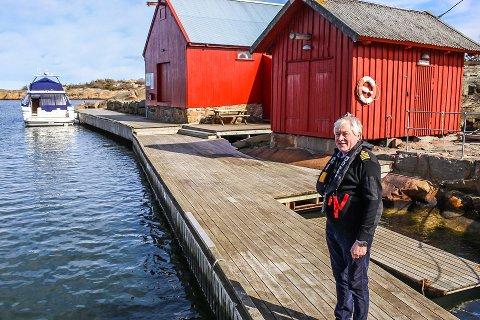 Båtfører og båtforeningsmedlem Tord Coucheron fortalte tidligere denne uken om bølgeforholdene i småbåthavna i Øyenkilen og argumenterte for hvorfor det er nødvendig med en utvidelse. Planutvalget var derimot krystallklare på at det må en reguleringsprosess til først.