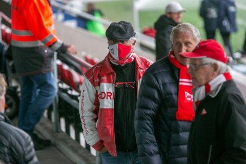FFK fikk på det meste slippe inn 600 tilskuere under forrige sesong. Uten bred støtte i ryggen sikret FFK likevel et fortjent opprykk.