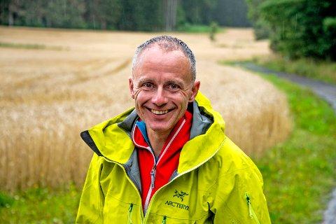 Erik Skauen, Miljøpartiet De Grønne.