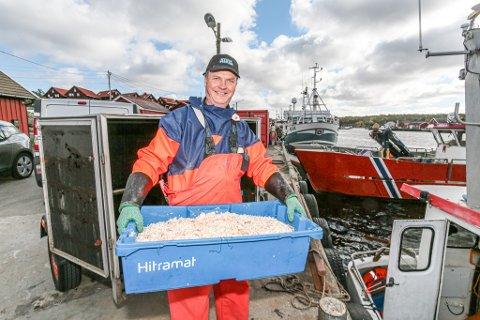 – Krabbene er en glemt ressurs i havet. Nå mener vi at tiden er moden, sier fisker Knut Aage Gundersen.
