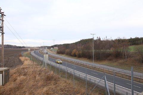 E6: I to uker vil fartsgrensen på E6 i Råde være lavere enn normalt.