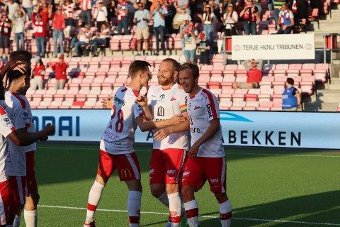 Henrik Kjelsrud Johansen og FFK vant komfortabelt mot bunnlaget Stjørdals/Blink.