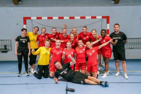 FBK wer klare for 3. runde i NM etter seieren borte mot Reistad.