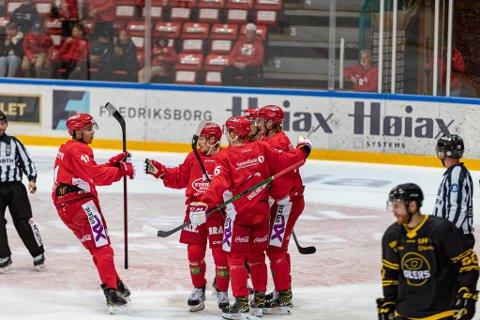 Stjernen kunne juble etter å ha slått Stavanger i Stjernehallen torsdag.
