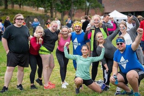 Den tradisjonelle Olympiaden er blant aktivitetene som vil finne sted i fadderukene på Høyskolen i Østfold.
