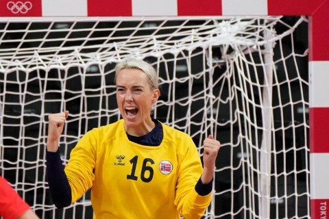 Katrine Lunde kommer torsdag kveld til Kongstenhallen med Vipers for å møte FBK i serieåpningen.