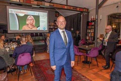 Ole André Myhrvold får fire nye år som stortingsrepresentant, men den neste perioden blir i posisjon.