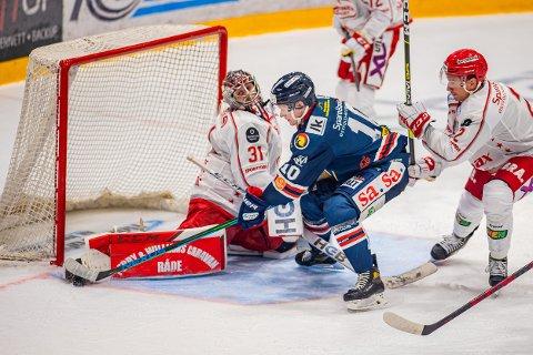 Jørgen Hanneborg har åpnet sesongen strålende. Tirsdag møter han gamle lagkamerater på Lillehammer.