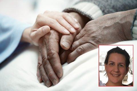 Utvalgsleder Helene Apenes Matri (Ap) karakteriserer det som bekymringsfullt at helse- og velferdsseksjonen ikke får bedre effekt av sparetiltakene som settes inn.