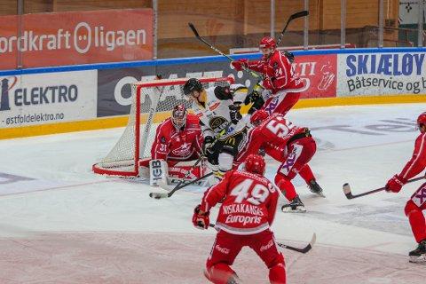 For andre gang denne sesongen tapte Stjernen mot Stavanger Oilers. Det endte 4-2 i Dnb arena.